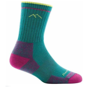 Darn Tough Womens Coolmax hiker sock teal