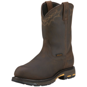 Ariat Mens WorkHog Roper Waterproot Comp toe